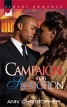 Campaign for Seduction - Ann Christopher