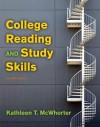College Reading and Study Skills Plus NEW MyReadingLab with eText -- Access Card Package (12th Edition) - Kathleen T. McWhorter, Brette M. Sember