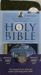 Alexander Scourby Bible-KJV with DVD - Alexander Scourby