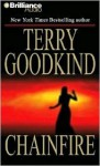Chainfire (Sword of Truth, #9) - Terry Goodkind, Jim Bond