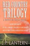 The Red Country Trilogy - J.P. Lantern, Aubrey Watt