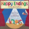 Happy Endings: A Story about Suffixes - Robin Pulver, Lynn Rowe Reed
