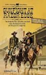 Gunfight at Razor Edge - William R. Cox