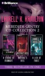 Meredith Gentry CD Collection 2: A Stroke of Midnight, Mistral's Kiss, Lick of Frost - Laurell K. Hamilton, Laural Merlington