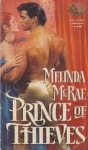 Prince of Thieves - Melinda McRae
