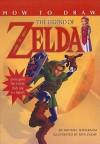 How to Draw the Legend of Zelda - Michael Teitelbaum, Ron Zalme