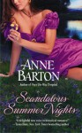 Scandalous Summer Nights - Anne Barton