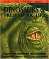 Visual Factfinder: Dinosaurs & Prehistoric Life (Visual Factfinder) - Rupert Matthews