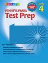 Pennsylvania Test Prep, Grade 4 - Spectrum, Spectrum
