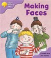 Making Faces - Roderick Hunt, Alex Brychta