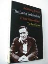 The Last of the Novelists: F. Scott Fitzgerald and The Last Tycoon - Matthew J. Bruccoli