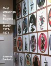 Oval Drawings by Eugene J. Martin: 1971-1974 - Suzanne Fredericq