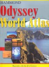 Odyssey World Atlas [With Pull-Out-Map] - Hammond World Atlas Corporation