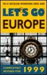 Let's Go Europe 1999 - Let's Go Inc., Alex Zakaras