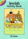 Jewish Activity Book - Jill Dubin