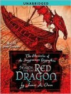 The Search for the Red Dragon (Audio) - James A. Owen, James Langton