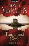 Lanze und Rose: Highland-Saga (German Edition) - Sonia Marmen, Barbara Röhl
