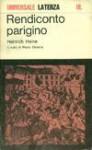 Rendiconto parigino - Heinrich Heine, Paolo Chiarini