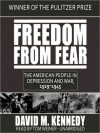 Freedom from Fear (MP3 Book) - David M. Kennedy