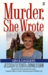 Murder, She Wrote: Gin and Daggers - Jessica Fletcher