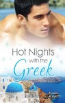 Mills & Boon : Hot Nights With The Greek/The Greek's Forced Bride/Powerful Greek, Unworldly Wife/The Diakos Baby Scandal - Michelle Reid, Sarah Morgan, Natalie Rivers