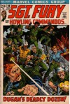 Sgt. Fury and His Howling Commandos: Dugan's Deadly Dozen! (Vol. 1, No. 98, May 1972) - Gary Friedrich