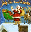 Jolly Old Saint Nicholas: Board Book and Play Piece - Tom Newsom, Tom Newsom