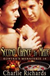 Second Chance to Mate (Kontra's Menagerie #14) - Charlie Richards