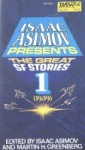Isaac Asimov Presents the Great Science Fiction Stories 1 (1939) - Isaac Asimov, Martin H. Greenberg