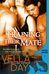 Training Their Mate (Pack Wars #1) - Vella Day