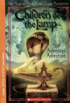 The Akhenaten Adventure (Children Of The Lamp, #1) - P.B. Kerr