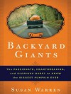 Backyard Giants - Susan Warren