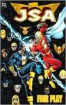 JSA, Vol. 4: Fair Play - Geoff Johns, Rags Morales, Stephen Sadowski