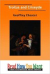Troilus and Criseyde - Geoffrey Chaucer