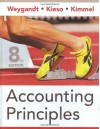 Accounting Principles: Text and Study Guide Set - Jerry J. Weygandt, Donald E. Kieso, Walter G. Kell