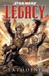 Star Wars: Legacy Volume 8 Tatooine (Star Wars Legacy) - John Ostrander, Jan Duursema, Dan Parsons, Brad Anderson