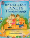 Janet's Thingamajigs - Beverly Cleary, DyAnne DiSalvo-Ryan