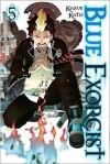 Blue Exorcist, Vol. 5 - Kazue Kato