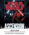 Star Wars: Fate of the Jedi: Ascension (audio) - Christie Golden, Marc Thompson