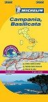 Campania (Michelin Regional Maps) - Michelin Travel Publications
