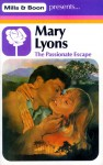 Passionate Escape - Mary Lyons