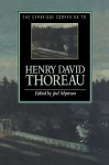 The Cambridge Companion to Henry David Thoreau (Cambridge Companions to Literature) - Joel Myerson
