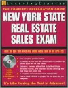 New York Real Estate Sales Exam - Learning Express LLC