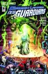 Green Lantern: New Guardians (2011- ) #3 - Tony Bedard, Tyler Kirkham, Harvey Tolibao