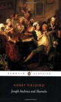 Fielding: Joseph Andrews with Shamela & Related Writings (Nce) (Cloth) (Norton Critical Edition) - Henry Fielding