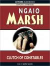 Clutch of Constables (MP3 Book) - Ngaio Marsh, James Saxon
