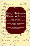 Emily Dickinson-Woman/Lettr: Poems and Centos from Lines in Emily Dickinson's Letters - Lewis Turco
