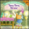 Topsy-Turvy Magic [With 25 Jewel Stickers] - Lonnie George, Rebecca Thornburgh