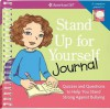 Stand Up for Yourself Journal - Erin Falligant, Angela Martini