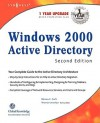 Windows 2000 Active Directory 2e - Melissa Craft